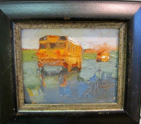 School Bus by Pete Sullivan