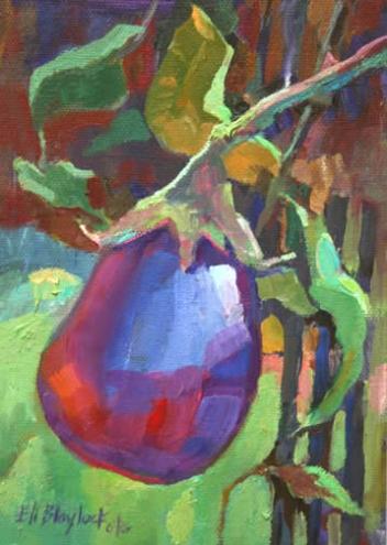 Eggplant by Elizabeth Blaylock