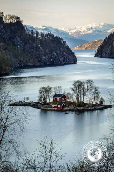 Living on a fjord