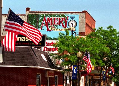 Amery, Wisconsin