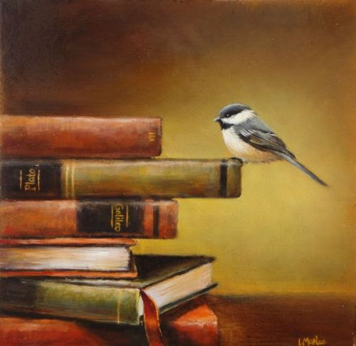 On the Edge of Knowledge by Lori McNee