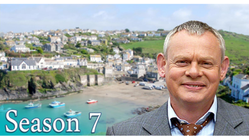 We fell in love with irascible Doc Martin and his town of Portwenn