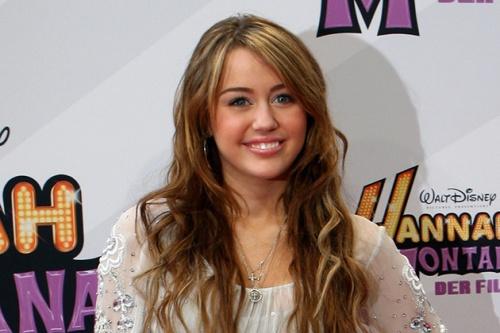 Remember Hannah Montana?