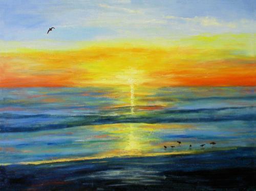 Anna Maria Sunset by Alexis Baranek