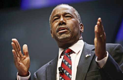 Ben Carson - would that other candidates share his integrity