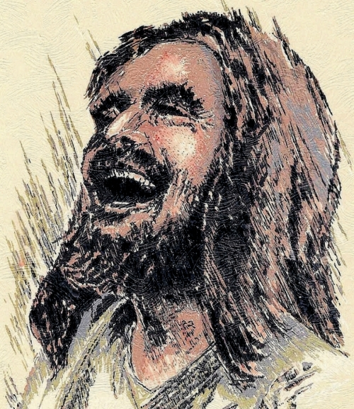 Jesus Christ, Liberator by Willis Wheatley