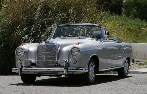 1960 Mercedes Benz