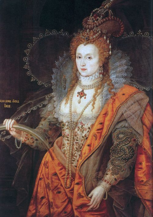 During the reign of Elizabeth I the Puritan movement began and she died about 20 years before Tom was born -