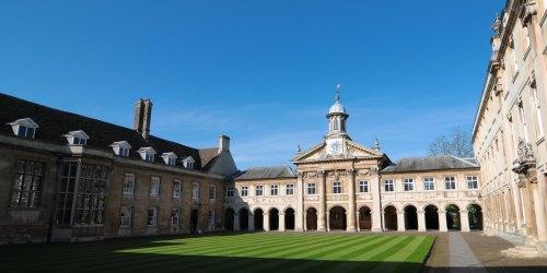 Emmanuel College at Cambridge