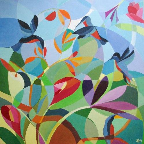 Eden Dance by Lara Meissirel
