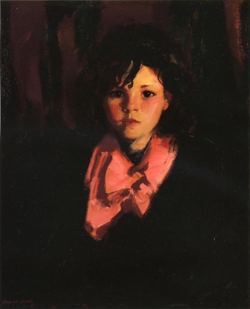 Portrait of Mary Ann by Robert Henri