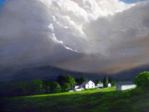 Storm Clouds by Milan Melicharek